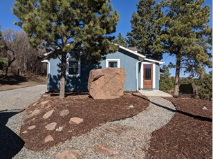 436 Buena Vista Avenue                                                                              ,Palmer Lake                                                                                         ,CO-80133